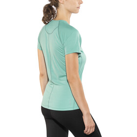 The North Face Flex S/S Shirt Women Bristol Blue